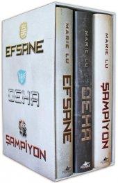 Efsane Serisi Kutulu Set (3 Kitap Ciltli)