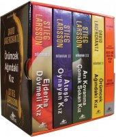 Millennium Serisi Kutulu Özel Set (5 Kitap)