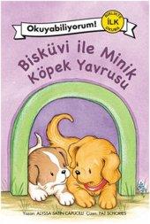 Okuyabiliyorum 4 Bisküvi İle Minik Köpek Yavrusu