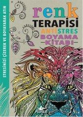 Renk Terapisi Antistres Boyama Kitabı