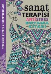 Sanat Terapisi Antistres Boyama Kitabı