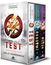 Test Serisi Kutulu Set (3 Kitap)