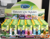 Neo Air Fresh 48 Adet Cam Şişe Oto Kokusu
