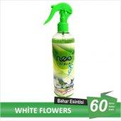 Neo Air Fresh Oda Kokusu, Oto Kokusu White Flowers 400 Ml
