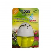 Neo Air Fresh Garden Flowers Cam Kavanoz Oto Kokusu 100 Ml