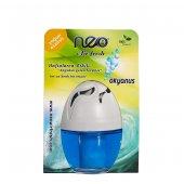 Neo Air Fresh Okyanus Cam Kavanoz Oto Kokusu 100 Ml