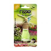 Neo Air Fresh Garden Flowers Cam Şişe İpli Oto Kokusu 12 Ml