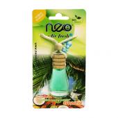 Neo Air Fresh Tropical Cam Şişe İpli Oto Kokusu 12 Ml