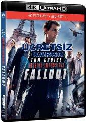 Mission Impossible Fallout Görevimiz Tehlike Yansımalar 4k Uhd