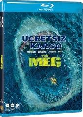 The Meg Derinlerdeki Dehşet Blu Ray