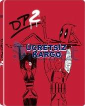 Deadpool 2 Blu Ray Steelbook Exteded+sinema Versiyonu 2 Diskli