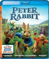 Peter Rabbit Tavşan Peter Blu Ray