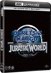 Jurassic World 4k Ultra Hd+blu Ray 2 Disk