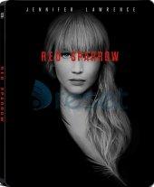 Red Sparrow Kızıl Serçe Steelbook Blu Ray...