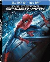 Amazing Spider Man İnanılmaz Örümcek Adam 3d+2d Blu Ray Steelbook