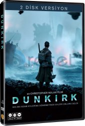 Dunkirk Dvd 2 Disk Versiyon