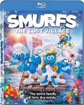 Smurfs Lost Village Şirinler Kayıp Köy Blu Ray