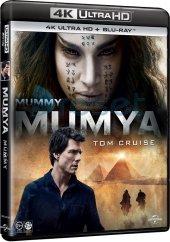 Mumya Mummy 2017 4k Ultra Hd+blu Ray 2 Disk