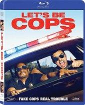 Lets Be Cops Çakma Polisler Blu Ray