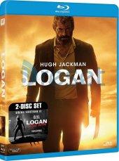 Logan Blu Ray 2 Disk