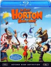 Horton Hears A Who Horton Kimi Duyuyor Blu Ray