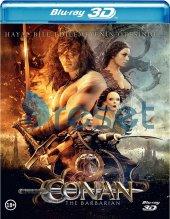 Conan The Barbarian 3d Blu Ray