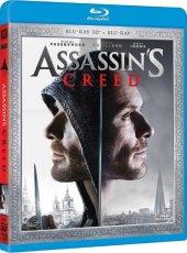 Assassins Creed 3d+2d Blu Ray