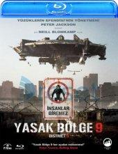 Yasak Bölge 9 District 9 Blu Ray