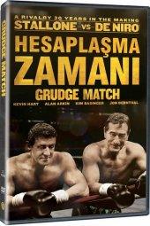 Grudge Match Hesaplaşma Zamanı Dvd