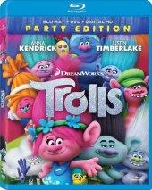 Trolls Troller Blu Ray