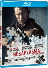 The Accountant Hesaplaşma Blu Ray