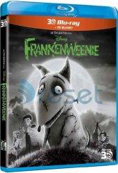 Frankenweenie 3d+2d Blu Ray Combo 2 Diskli