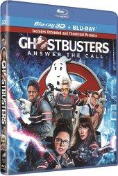 Ghostbusters 2016 Hayalet Avcıları 2016 3d+2d Blu Ray Combo
