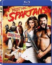 Meet The Spartans İşte Spartalılar (Sansürsüz) Blu Ray