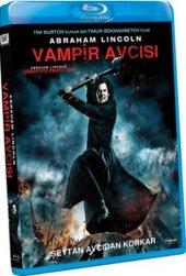 Abraham Lincoln Vampire Hunter Vampir Avcısı Blu Ray