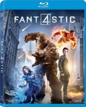 Fantastic Four 2015 Fantastik Dörtlü Blu Ray
