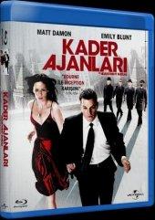 The Adjustment Bureau Kader Ajanları Blu Ray