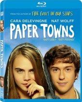 Paper Towns Kağıttan Kentler Blu Ray