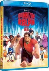 Wreck It Ralph Oyunbozan Ralph Blu Ray
