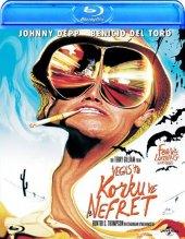Fear And Loathing In Las Vegas Las Vegasda Korku Nefret Blu Ray