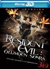 Resident Evil Afterlife Ölümcül Deney Ölümden...
