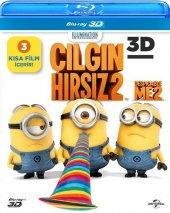 Despicable Me 2 Çılgın Hırsız 2 3d Blu Ray