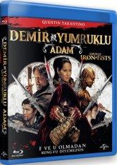 The Man With The Iron Fists Demir Yumruklu Adam Blu Ray