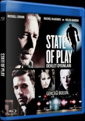 State Of Play Devlet Oyunları Blu Ray