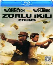 2 Guns Zorlu İkili Blu Ray