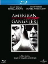 American Gangster Amerikan Gangsteri Blu Ray