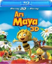 Maya The Bee Movie Arı Maya 3d Blu Ray