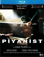 The Pianist Piyanist Blu Ray