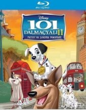 101 Dalmaçyalı 2 Patchin Londra Macerası Blu Ray