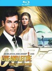 007 Live And Let Die Yaşamak İçin Öldür Blu Ray